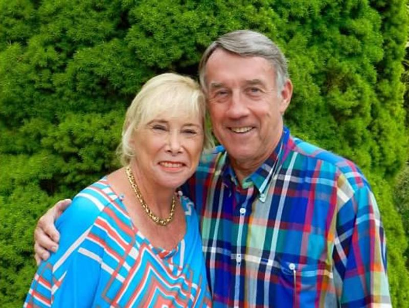 Claudia and Larry Leinweber