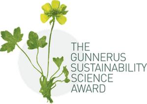 The Gunnerus Sustainability Science Award