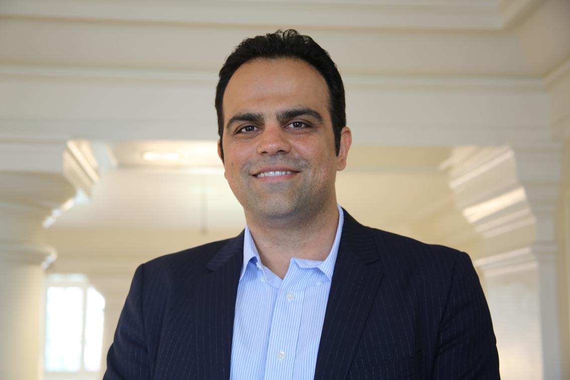 Michigan State University Assistant Professor Morteza Mahmoudi