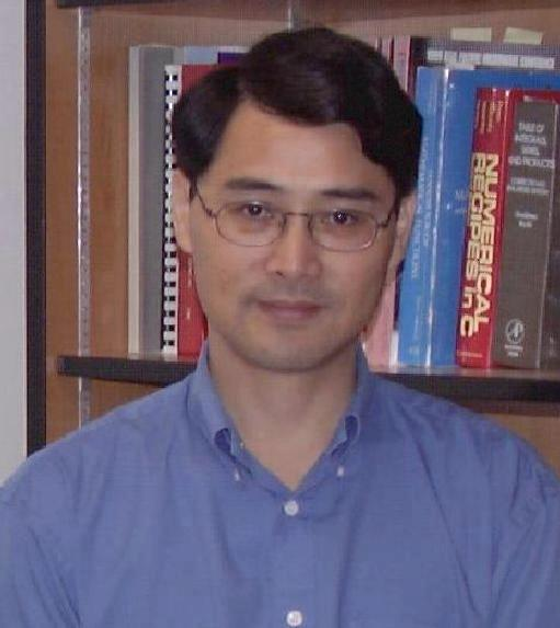 Michigan State University Professor Guowei Wei